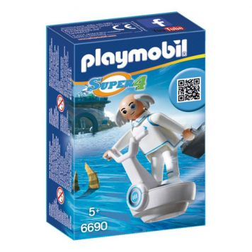 Playmobil 6690 Super 4 Dr. X