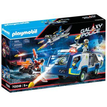 Playmobil 70018 Galaxy Politietruck