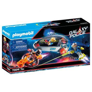 Playmobil 70019 Galaxy Politie Glider