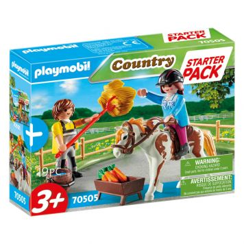 Playmobil 70505 Starterpack Manege Uitbreidingsset