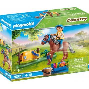 Playmobil 70523 Collectie Pony Welsh