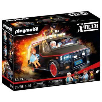 Playmobil 70750 A-Team Bus