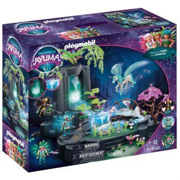 Playmobil 70800 Ayuma Magische Energiebron