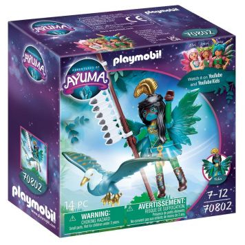 Playmobil 70802 Ayuma Knight Fairy Met Totemdier