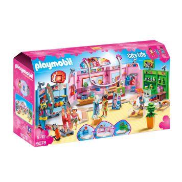 Playmobil 9078 Winkelgalerij