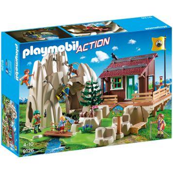 Playmobil Bergbeklimmers Met Berghut