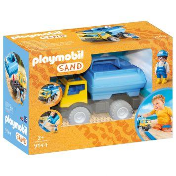 Playmobil 9144 Vrachtwagen Met Watertank