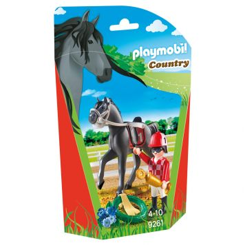 Playmobil 9261 Jockey
