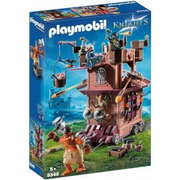 Playmobil 9340 Mobiele Aanvalstoren Van De  Dwergen