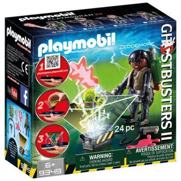 Playmobil 9349 Ghostbuster Winston Zeddemore