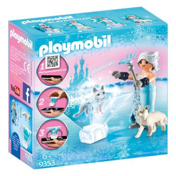 Playmobil 9353 Prinses Winterbloesem