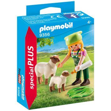 Playmobil 9356 Schapenhoedster