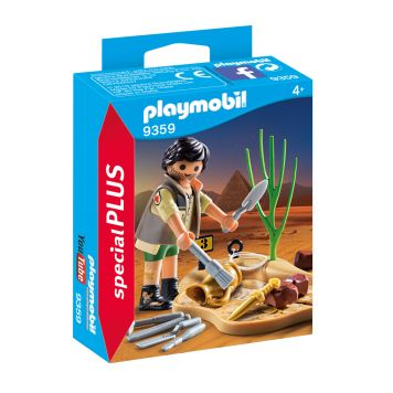 Playmobil 9359 Archeoloog