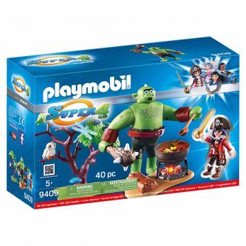 Playmobil 9409 Reuzetrol Met Ruby