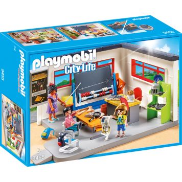Playmobil 9455 Geschiedenislokaal