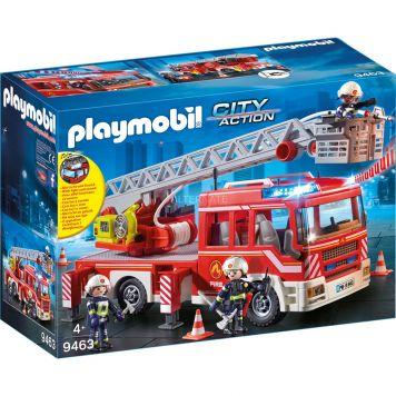 Playmobil 9463 Brandweer Ladderwagen