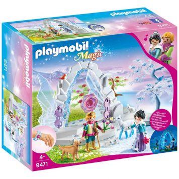 Playmobil 9471 Kristallen Poort Naar Winterland
