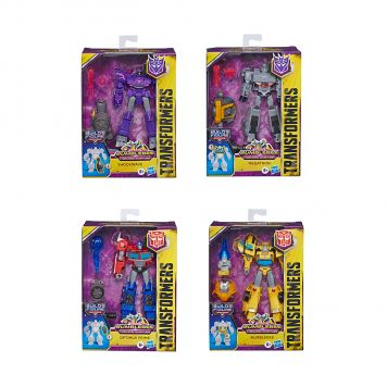 Transformers Cyberverse Deluxe