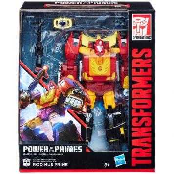 Transformer Generations Prime Leader  Assorti