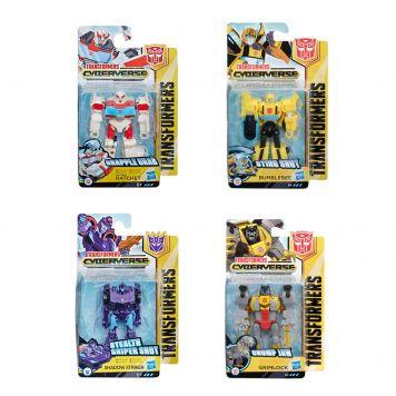 Transformers Cyberverse Scout Figuur 10 Cm
