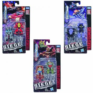 Transformers Generations Micromaster Figuur