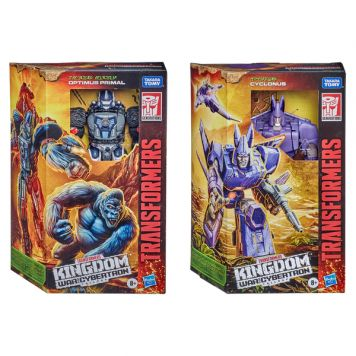 Transformers Generations War for Cybertron  K Voyager