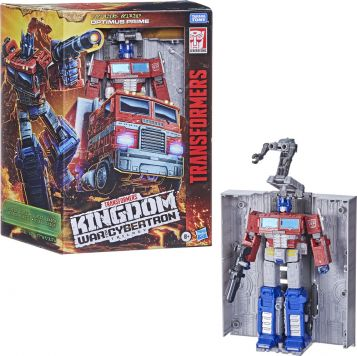 Transformers Generations War for Cybertron  K Leader