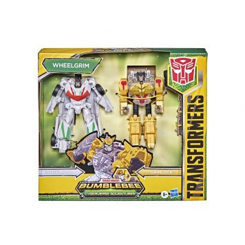 Transformers Cyberverse Roll And Combine