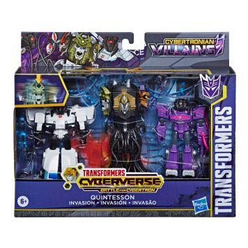 Transformers Cyberverse Quintession Invasion
