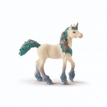 Schleich 70591 Bloemen Unicorn Veulen