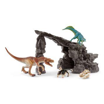 Schleich 41461 Dinosaurus Kit Met Grot