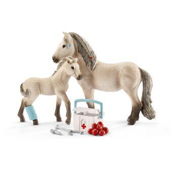 Schleich 42430 Rescue Set Horse Club Hannah