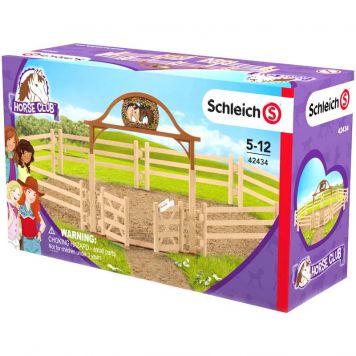 Schleich 42434 Paddock Met Poort