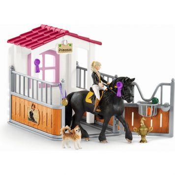 Schleich 42437 Paardenbox Met Paard Tori Princess