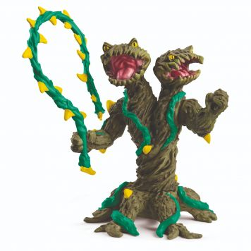 Schleich 42513 Plant Monster  Met Wapen