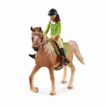 Schleich 42542 Paardenclub Sarah & Mystery