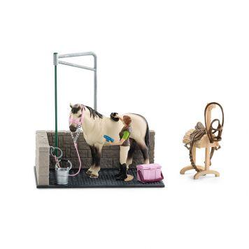 Schleich 42104 Wasbox Voor Paarden