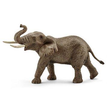 Schleich 14762 Afrikaanse Olifant, Mannetje