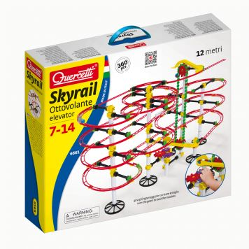 Knikkerbaan Skyrail Met Lift