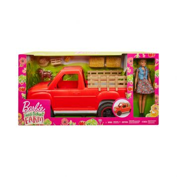 Barbie Pick-Up Met Pop