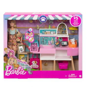 Barbie Dierenwinkel