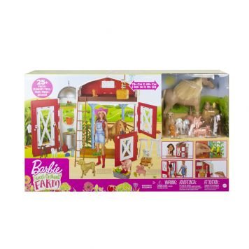 Barbie Sweet Orchand Farm