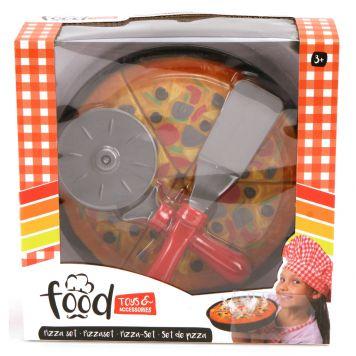 Voedsel Pizzaset + Pizzames