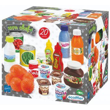 Voedsel Set 20 Delig