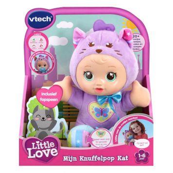 Vtech Little Love Mijn Knuffelpop Kat