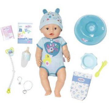 Baby Born Soft Touch Jongen 43 cm