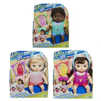 Baby Alive Littles Carry N Go
