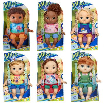 Baby Alive Little Squad Assorti