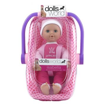 Pop Dolls World Isabella Met Draagstoel