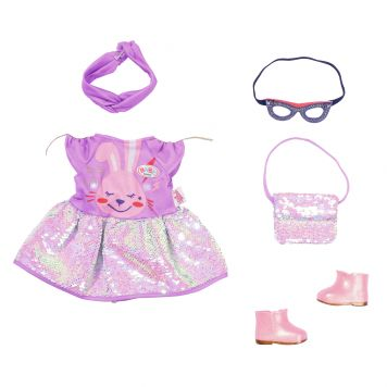 Baby Born Deluxe Happy Birthday Outfit 43cm